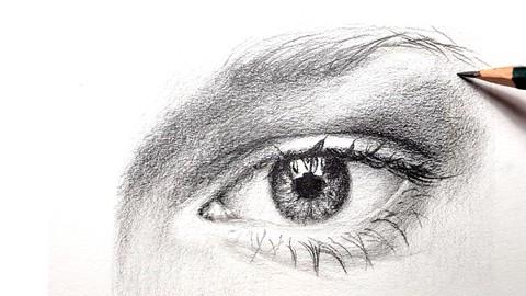Drawing Portraits - The Eye