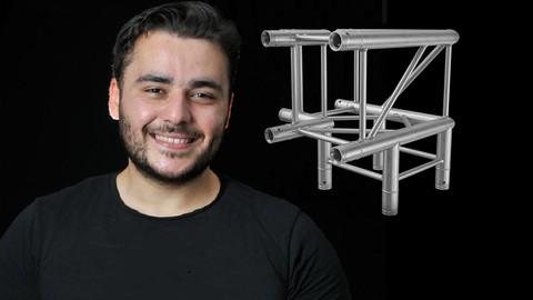 SolidWorks Profiller ile Modelleme Eğitimi