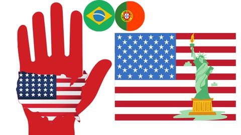 Inglês 5 palavras - Curso 1 grátis em português (A1)
