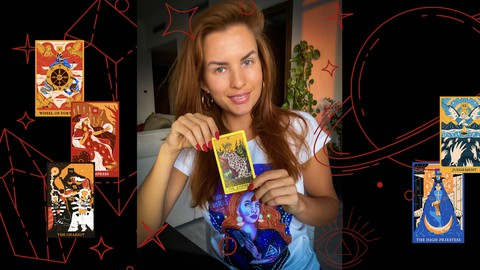 Tarot Card Reading Course - from Beginner to Professional!