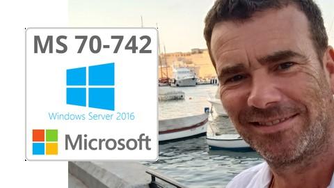70-742 Identités avec Windows 2016