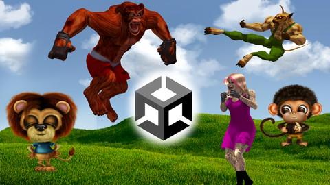 Master Unity 3D Game Development