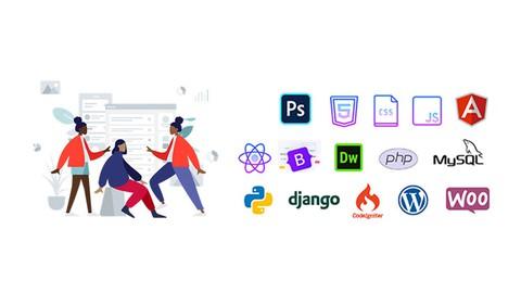 Practical Web Design & Web Development Ultimate Course 2021