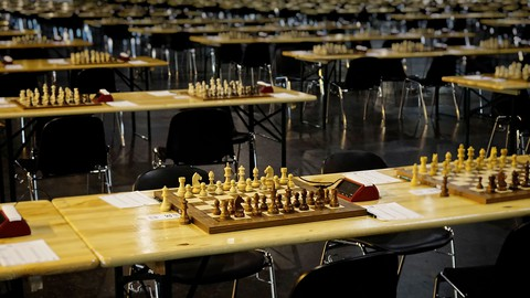 Schach Crashkurs - vom Nixversteher zum Königsjäger