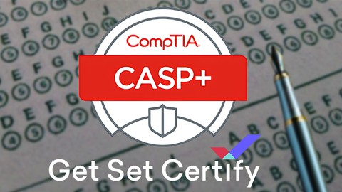 CompTIA CASP+ (CAS-003) Practice Tests