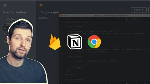 Build a New Tab Notes Chrome Extension - Inspired by Notion