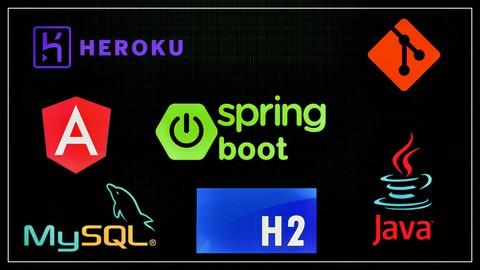 Angular 11 + Spring Boot 2 + Deploy Heroku + Github Pages