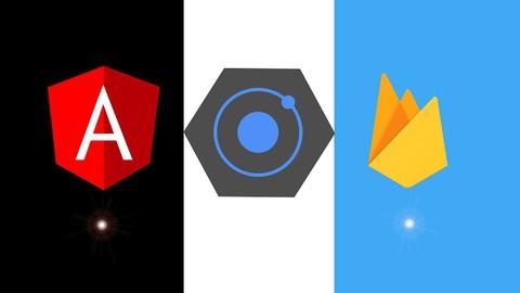 [Angular11+ & Ionic 6] | Crea Apps para negocios en Firebase