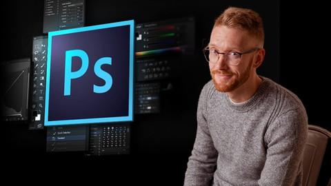 Курс по Adobe Photoshop 2021 - с нуля до результата!