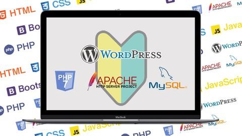 【質問し放題】初心者の文系でも出来た!Wordpress5.x対応HTML・Bootstrap・オリジナルテーマ作成方法