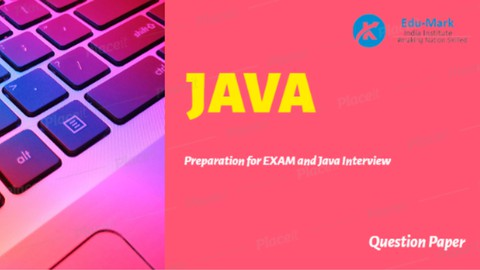 Java Exam Practice Questions from Paper Analysis