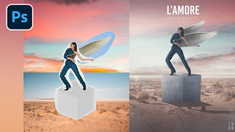 Photoshop Compositing in Adobe Photoshop CC 2021