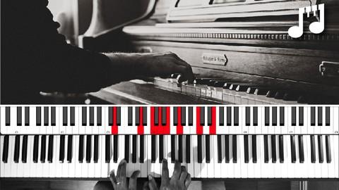 Piano Embellishments | Fills, Runs, & Scales