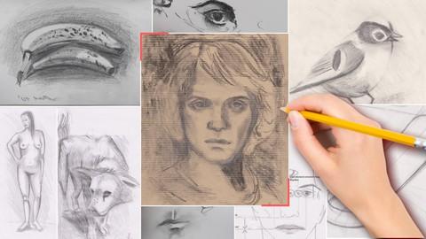 Die Zeichnen Masterclass: Noch heute besser Zeichnen