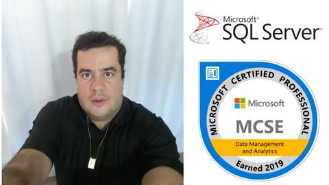 Linguagem T-SQL + Conceitos de BI + Prova Certificação70-761