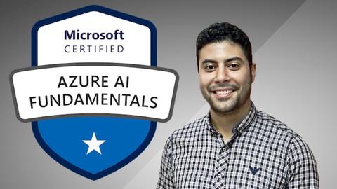 AI-900 - Azure AI Fundamentals Real 6 practice tests - 2021