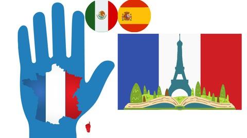 Francés en 5 palabras - Curso 1 en español para iniciantes