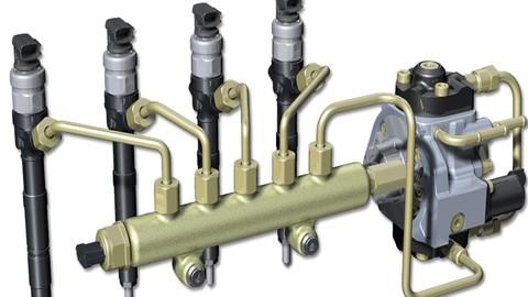 Automotive Engineering ; Common Rail Direct Injection(CRDI)