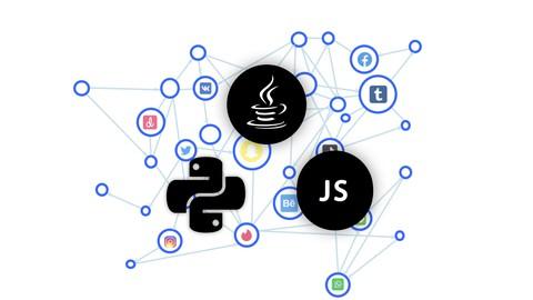 Amazing Graph Algorithms : Coding in Java,JavaScript, Python