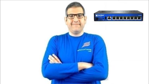 Configure Juniper SRX Router using J-Web