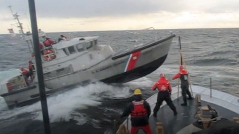 Assistance Towing at Sea: How to Pass Your Towing Exam