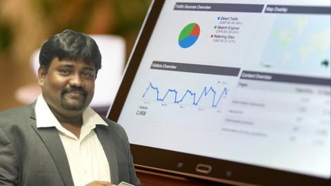 தமிழ் மொழியில் Online Google Analytics Course Training