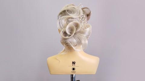 Fryzura ślubna techniczna - Rozwój techniki fryzjerskiej