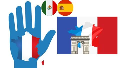 Francés en 5 palabras - Curso 2 en español para iniciantes
