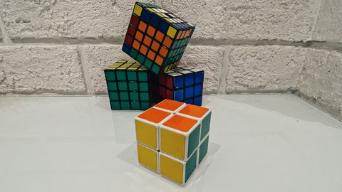 3 simple steps to solve a 2*2 Rubik's cube!