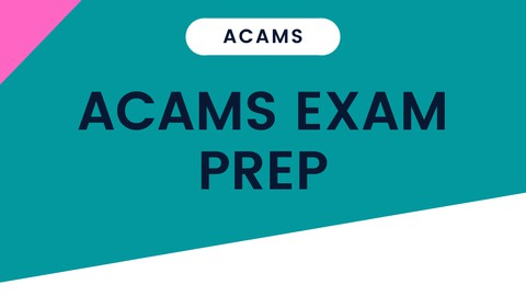 ACAMS Chapter 3 and 4 Exam Questions
