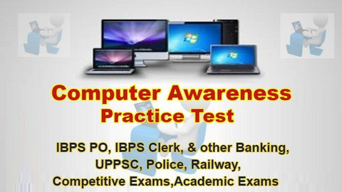 Computer Awareness Practice Test all Exam and Interview