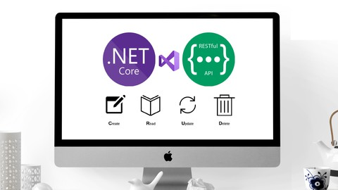 Web API in ASP.Net Core: A Project-Based Step by Step Course