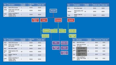 Bill of Material Concepts &  execution in ERP (SAP)