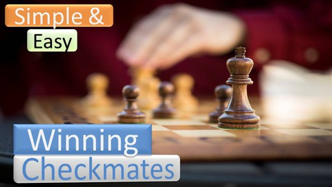 Simple easy Winning checkmates
