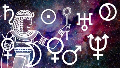 Curso de Tarot Egipcio SINCRONIZA - Signos y Planetas