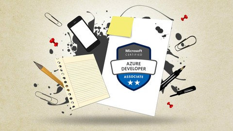 AZ-204 Developing Solutions for Azure | 5 + 1 Practice Tests