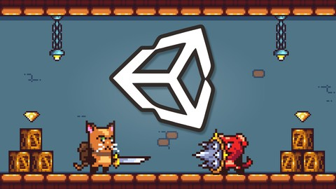 Unity 2D Master: Game Development with C# and Unity