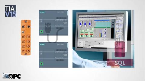 Siemens TIA Portal, S7-1200 PLC & WinCC Advanced (Level-2)