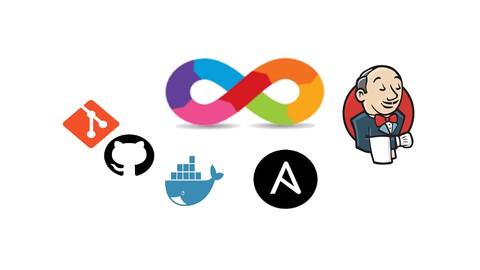 Apprenez   CI/CD DevOps avec Docker, Ansible, Jenkins et Git