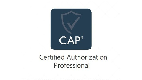 ISC2- Certified Authorization Professional (CAP)