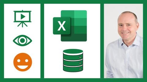 Devenez un pro d'Excel : Bases de Données & Tableaux Croisés