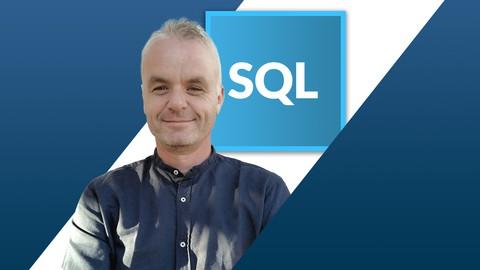 SQL Server: De Masterclass cursus 2021 (27 uur)