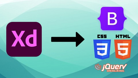 Adobe XD to HTML Eğitim Seti