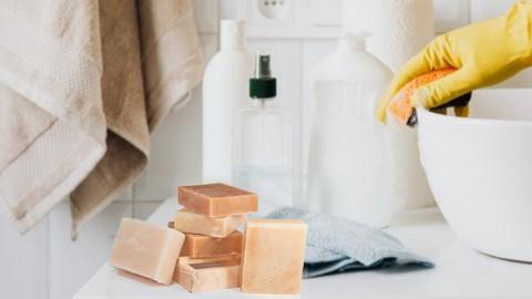 Higiene e limpeza - produza você mesmo