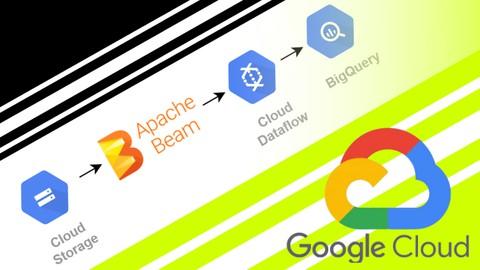 Engenharia de Dados com Google Dataflow e Apache Beam na GCP
