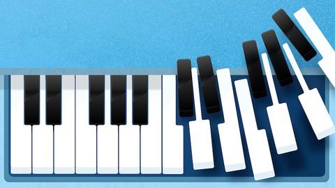 钢琴/电子琴即兴伴奏入门