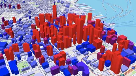 Mapbox'ta Dinamik ve Statik Özel Web Haritası Api Oluşturma