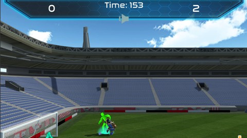 NerdLevels Unity Project 5: Build a Sports Game!
