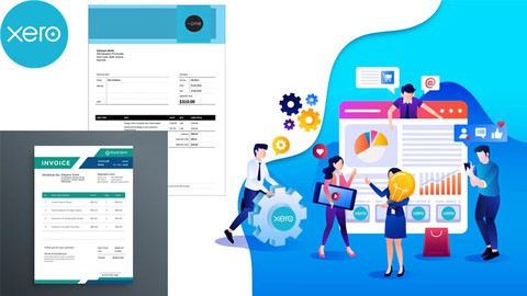 Xero Invoice Customisation
