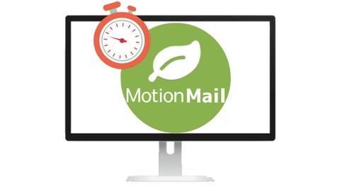 無料カウントダウンタイマー Motion Mail速習講座
